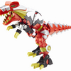 "6.5"" Dino Morphin Power Rangers (Zord Mode)"